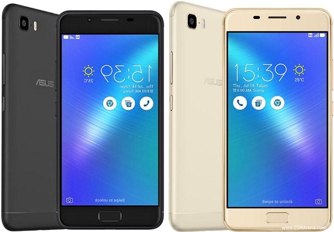 Asus Zenfone 3s Max дизайн