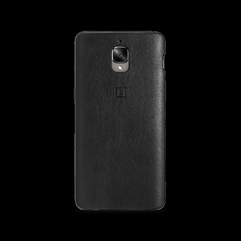 Оригинальный кожаный чехол для OnePlus 3T