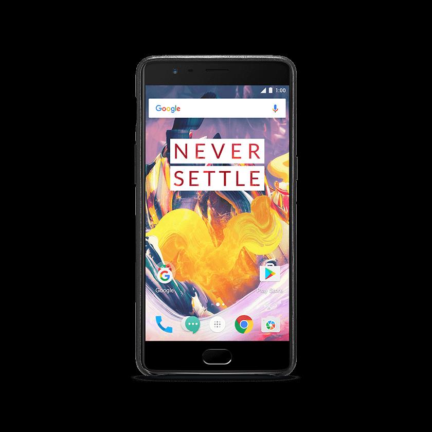 Кожаный чехол для OnePlus 3T