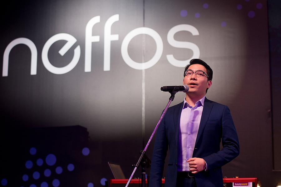 Презентация Neffos в Москве
