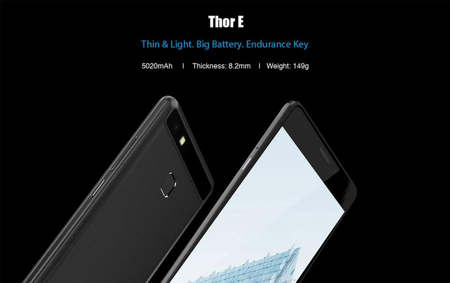 Vernee Thor E характеристики