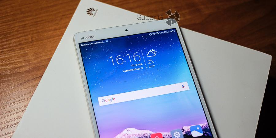 Дисплей Huawei MediaPad M3
