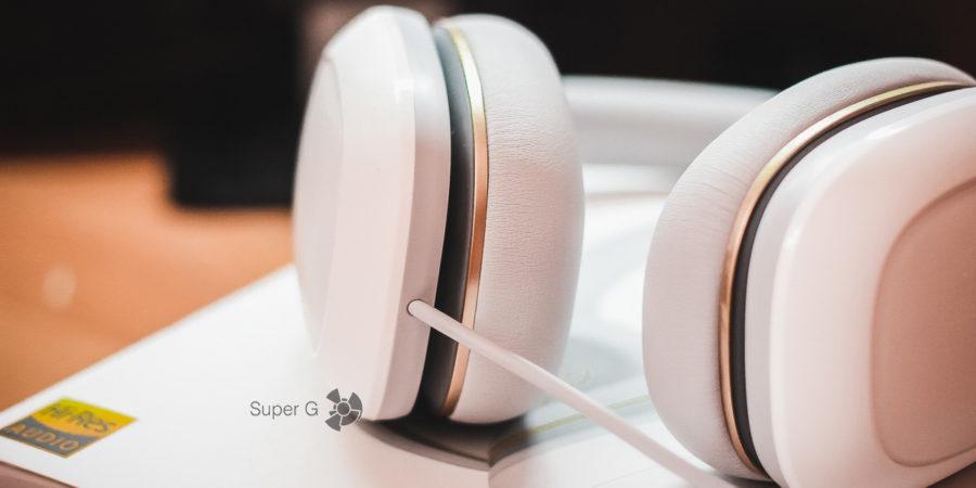 Звучание Xiaomi Mi Headphones Comfort