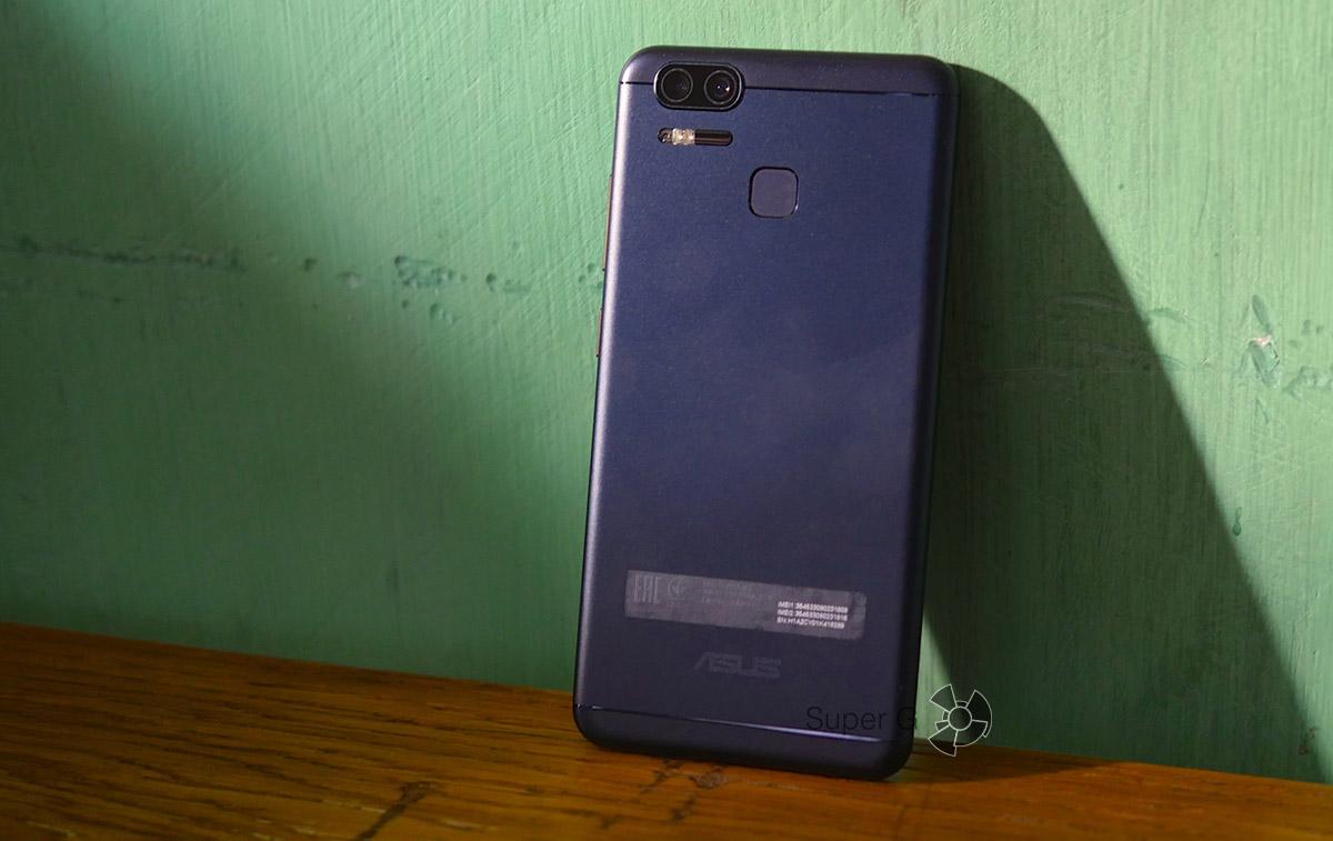 Краткий обзор камер Asus Zenfone 3 Zoom