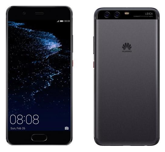 Черный Huawei P10