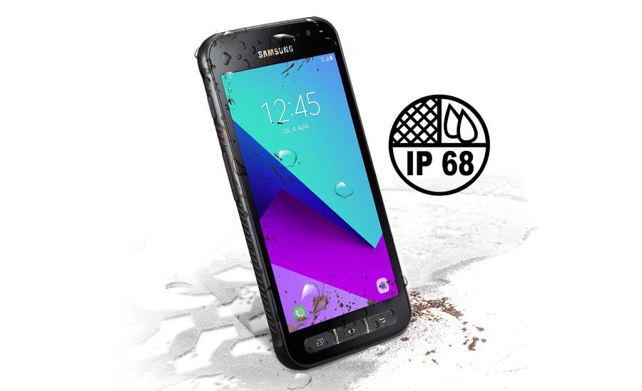 Samsung Galaxy Xcover 4 защита
