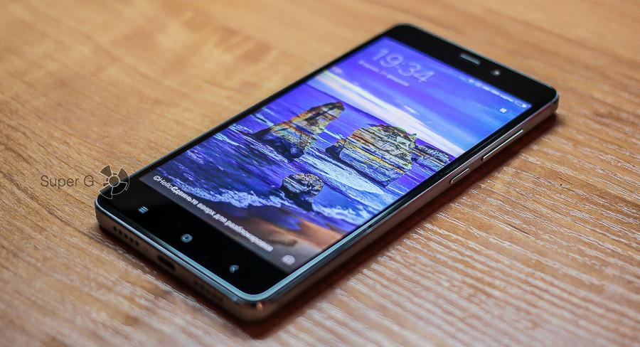 Дисплей Xiaomi Redmi 4 Prime