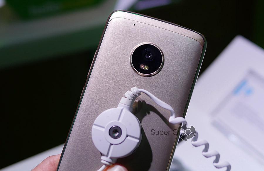 Камера Lenovo Moto G5 Plus