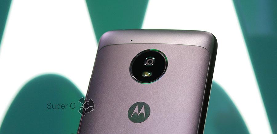 Камера Moto G5