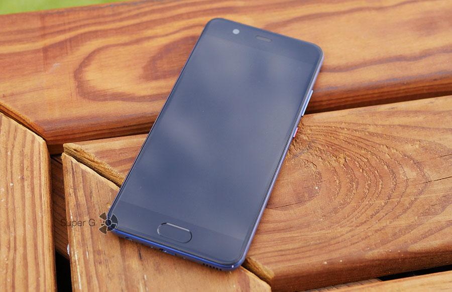 Huawei P10 без чехла из комплекта