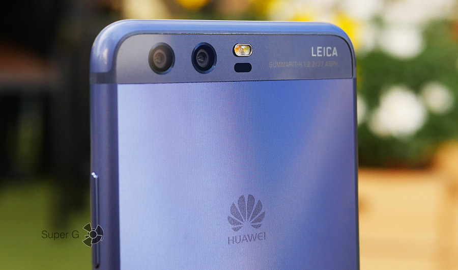 Объективы SUMMARIT-H от Leica в смартфоне Huawei P10