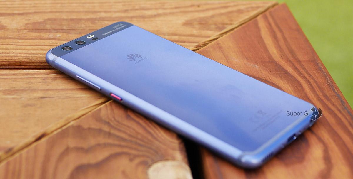 Технические характеристики Huawei P10