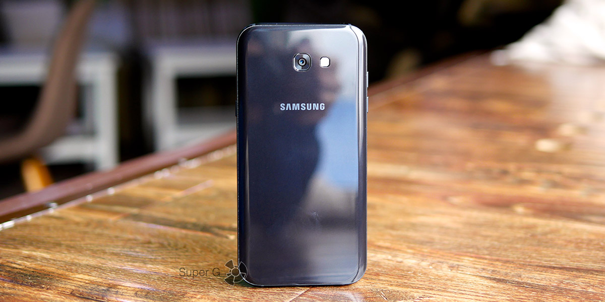 Отзывы о смартфоне Samsung Galaxy A7 (2017)