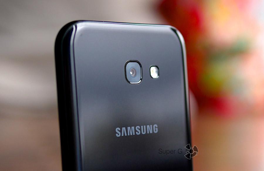 Основная камера Samsung Galaxy A7 (2017) - качество и примеры фотографий