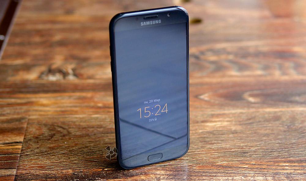Цена Samsung Galaxy A7 (2017)