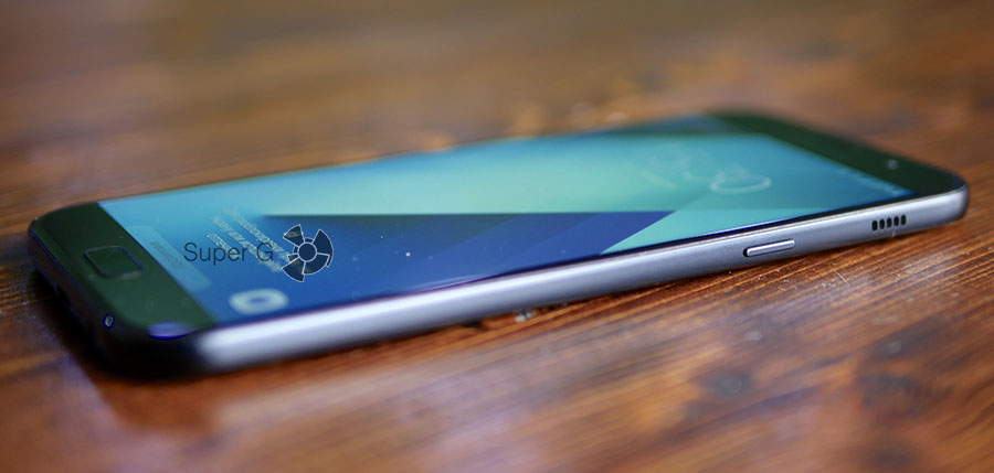 Кнопка включения Samsung Galaxy A7 (2017)