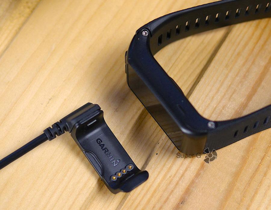 Зарядное устройство для Garmin Vivoactive HR из комплекта