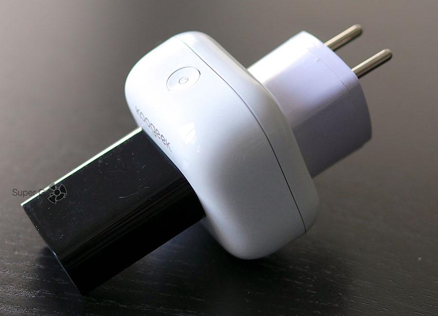 Переходники и зарядки для умной розетки Koogeek SmartPlug P1