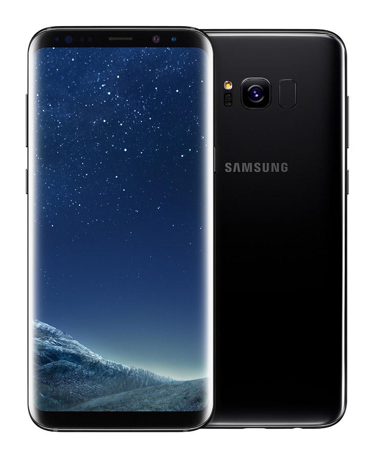 Samsung Galaxy S8 черный