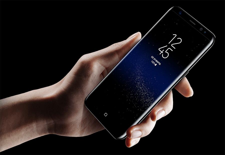 Samsung Galaxy S8 цены