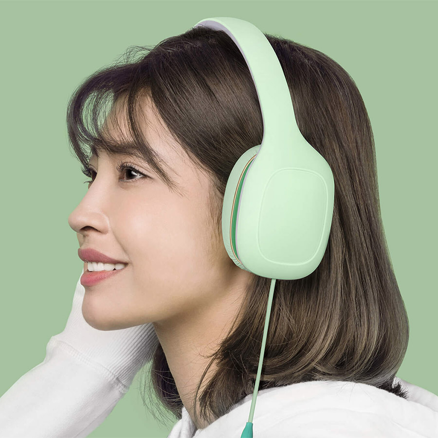 Xiaomi Mi Headphones Comfort светло-зеленые