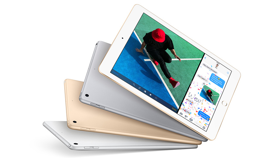 Apple iPad дизайн