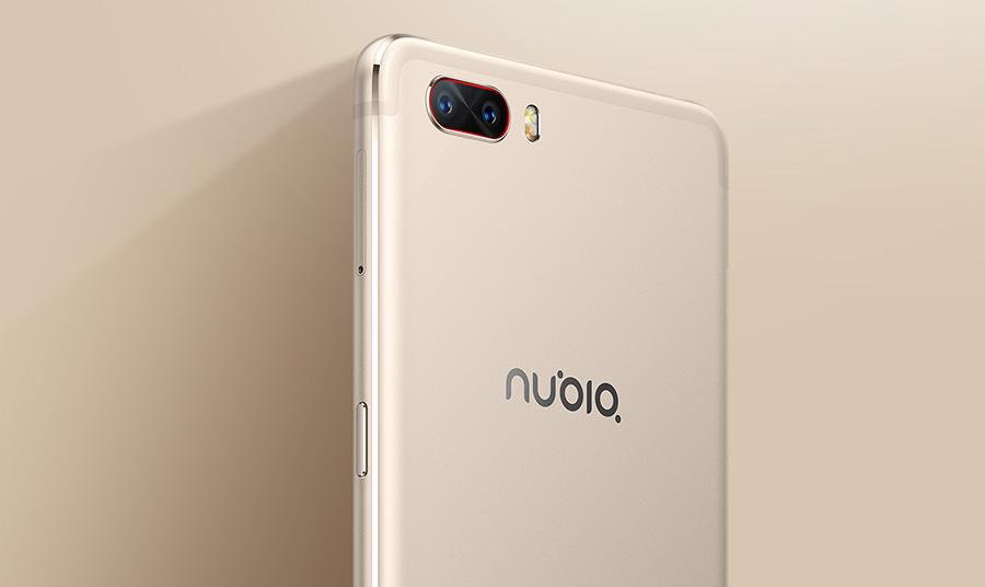 Nubia M2 камера