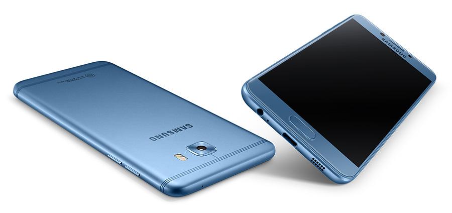 Samsung Galaxy C5 Pro дизайн