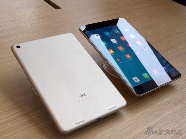 Xiaomi Mi Pad 3 дизайн