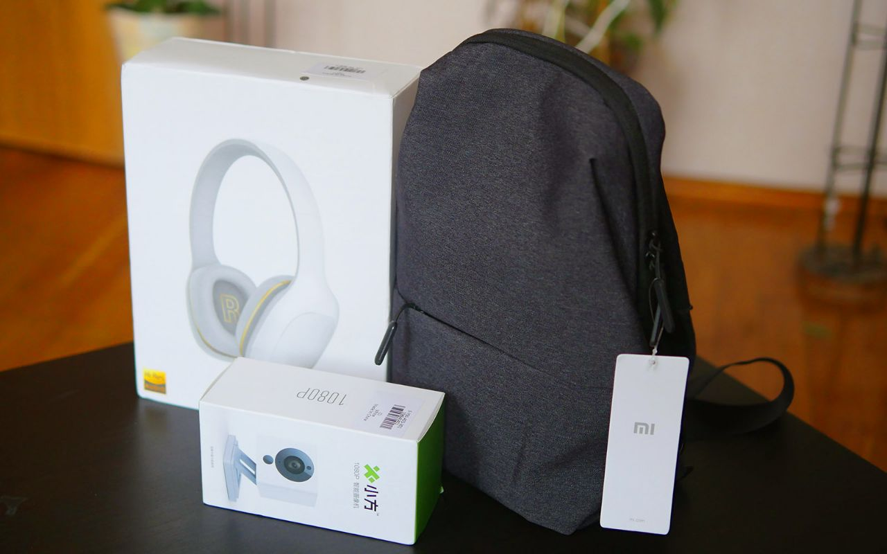 Original Xiaomi Sling Bag price