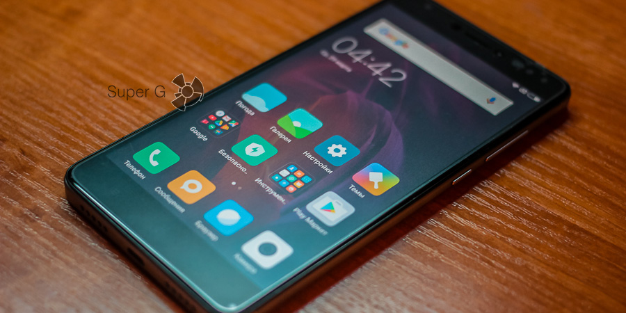 Дисплей Xiaomi Redmi Note 4X