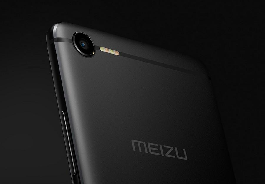 Задняя панель Meizu E2