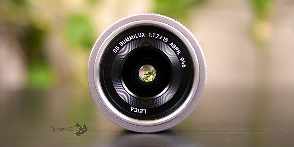 Тест объектива Panasonic Leica DG Summilux 15mm f/1.7 Asph (H-X015) и сравнение с конкурентами