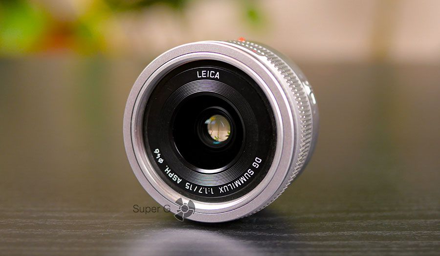 Объектив Panasonic Leica DG Summilux 15mm f/1.7 Asph (H-X015)