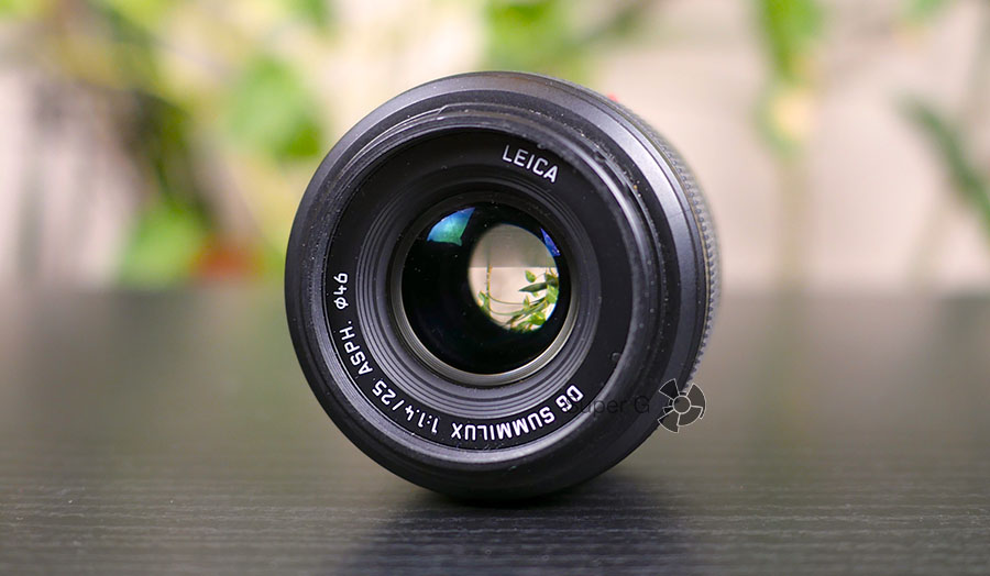 Объектив Panasonic Leica DG Summilux 25mm f/1.4 Asph DG (H-X025)