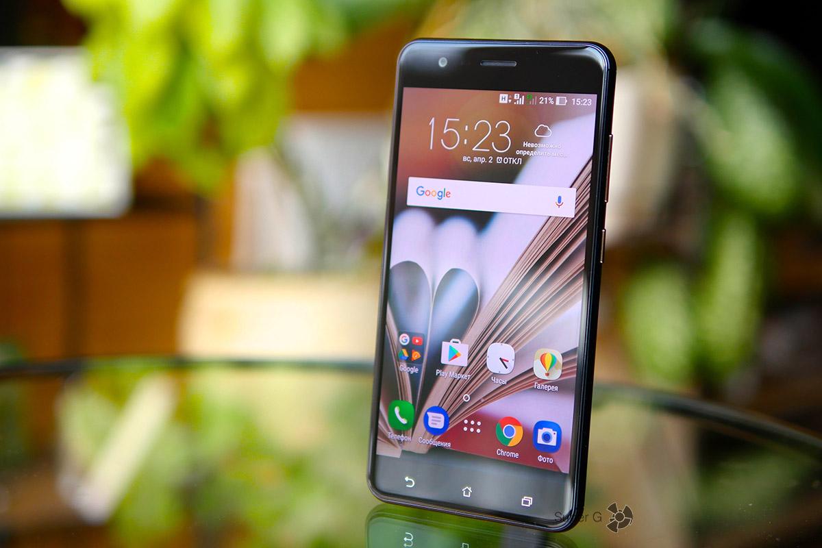 Смартфон Asus ZenFone 3 Zoom ZE553KL