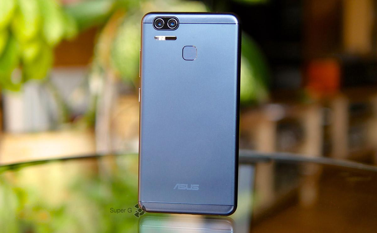 Тест фотокамер Asus ZenFone 3 Zoom