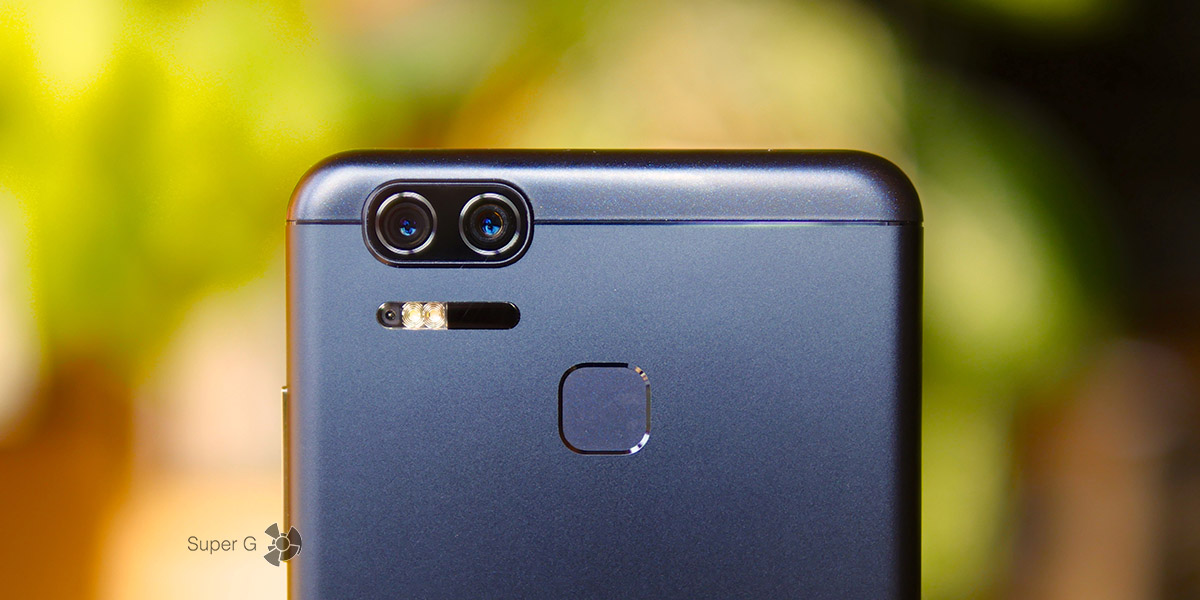 Отзывы о смартфоне Asus ZenFone 3 Zoom