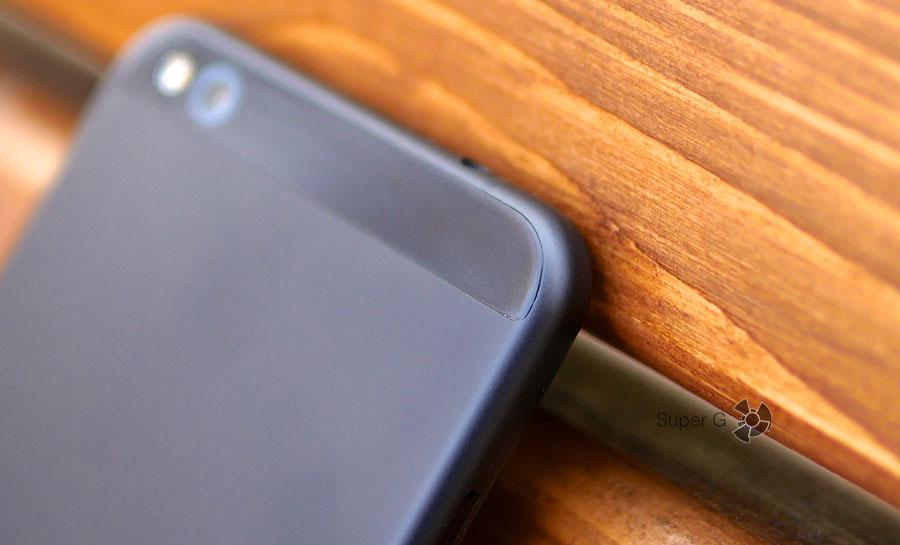 Сборка у Xiaomi Mi 5C отличная