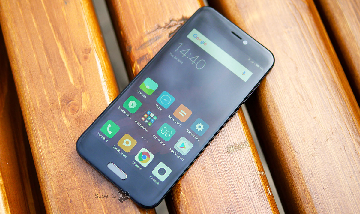 Экран Xiaomi Mi 5C