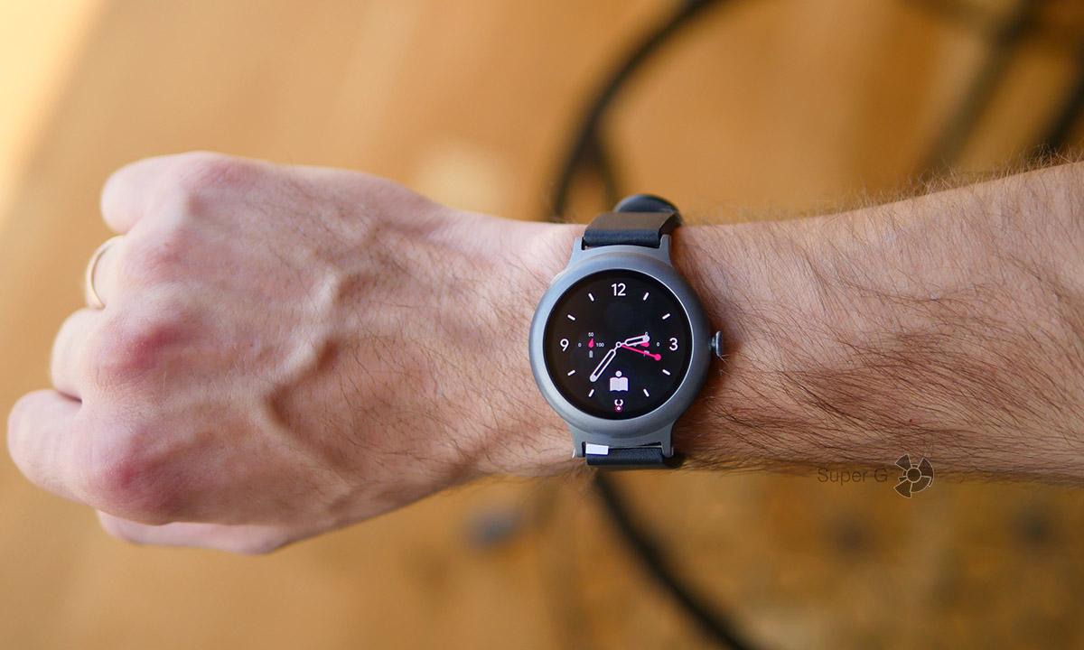 Цена LG Watch Style