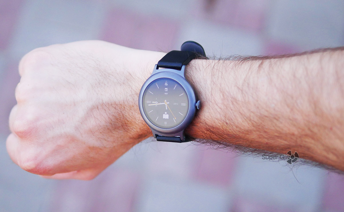 Покупка LG Watch Style