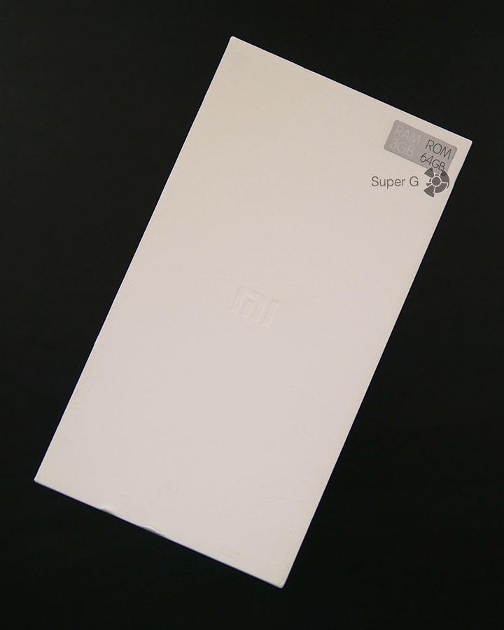 Коробка из-под Xiaomi Mi 5C