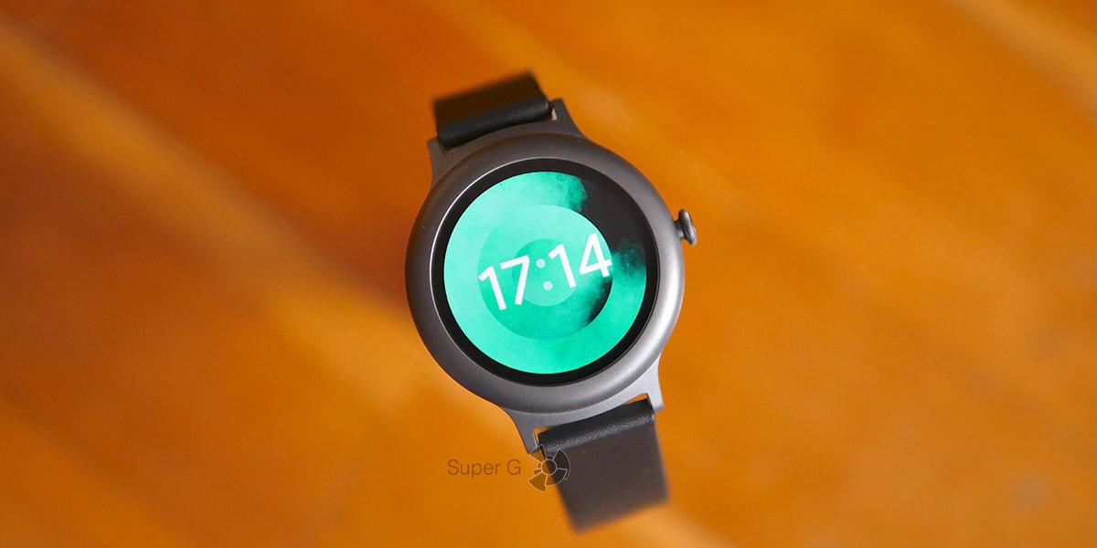 Обзор умных часов LG Watch Style