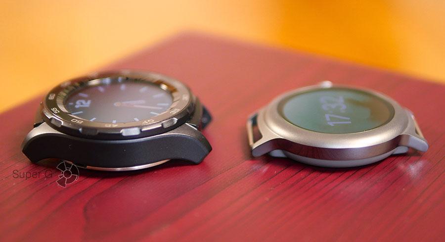 Сравнение Huawei Watch 2 и LG Watch Style