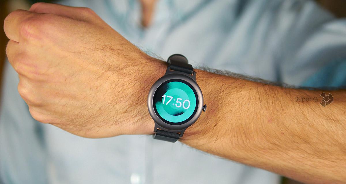 Умные часы LG Watch Style на Android Wear 2.0