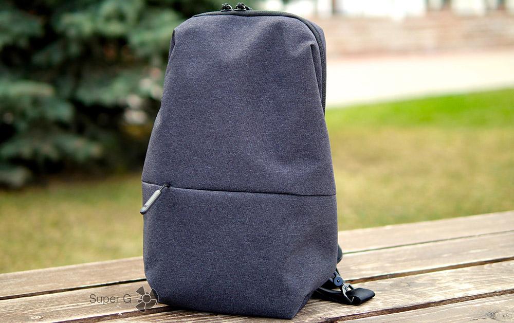 Xiaomi Sling bag (вид спереди)