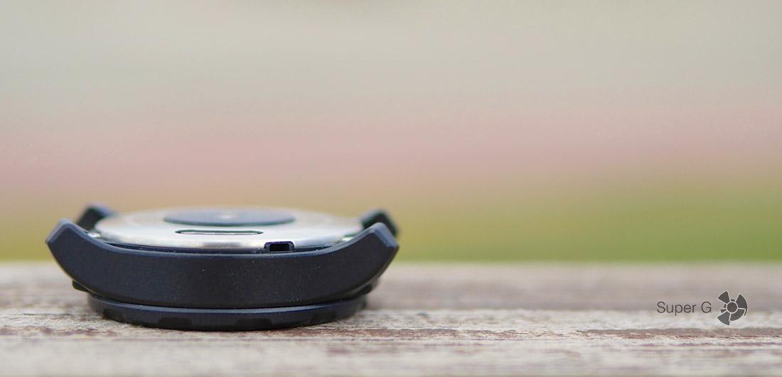 Ещё один микрофон у Huawei Watch 2