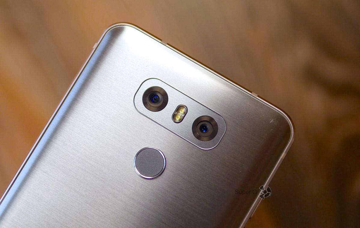 Камеры LG G6 - примеры фото