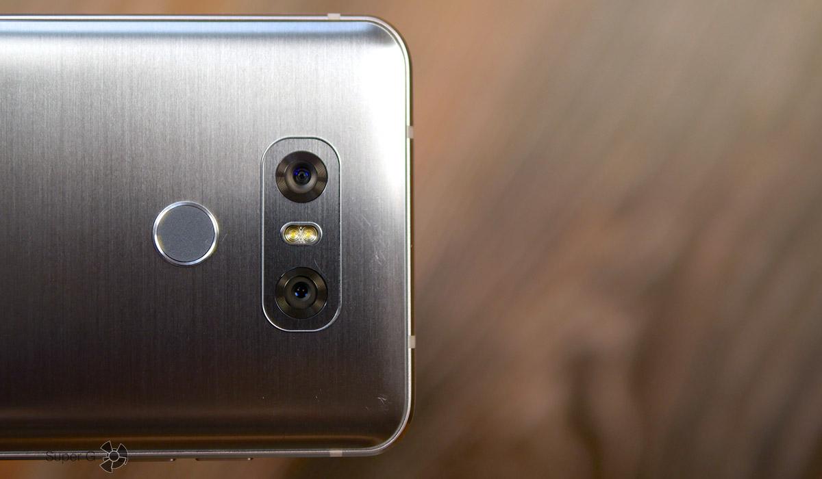 Тест камер LG G6